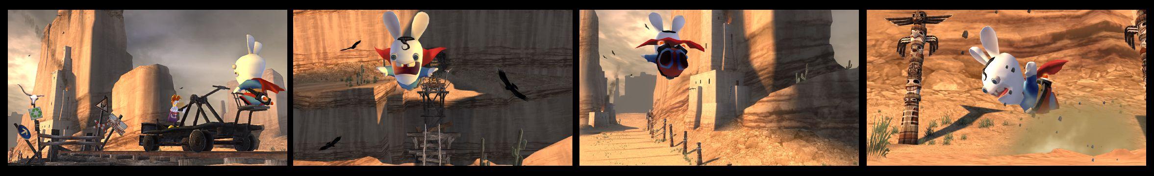 Spieletest: Red Steel, Rayman & Co - Neues Wii-Futter
