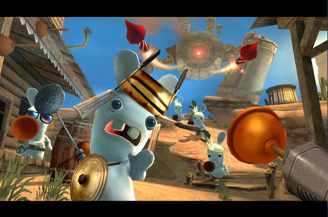 Spieletest: Red Steel, Rayman & Co - Neues Wii-Futter
