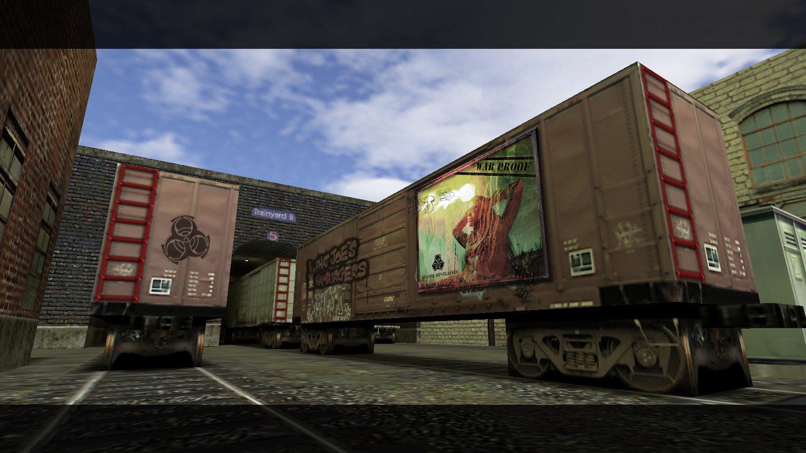 Werbung in Counter-Strike - so sieht es aus