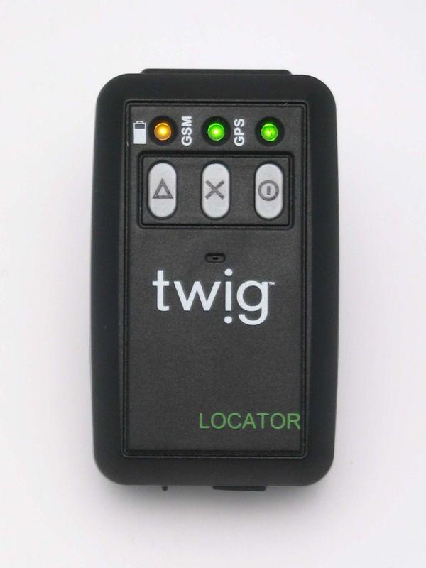 GPS-/GSM-Kästchen zur Überwachung von Auto und Wohnmobil