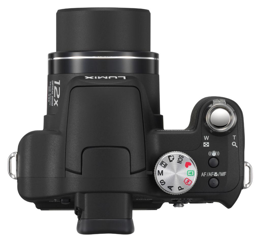 Panasonic kündigt 12fach-Zoomkamera mit 7,2 Megapixeln an