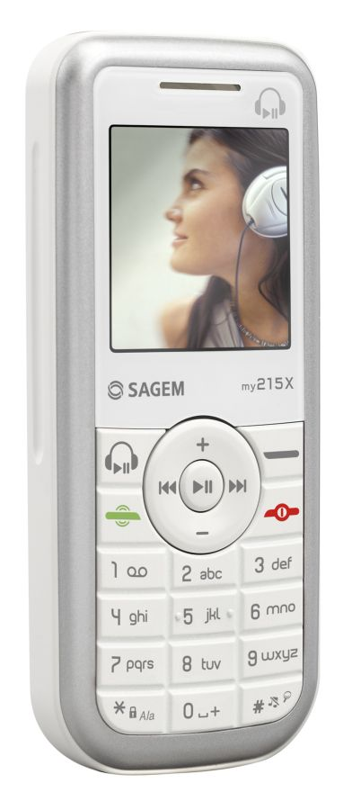 Handy mit MP3-Player für 99 Euro