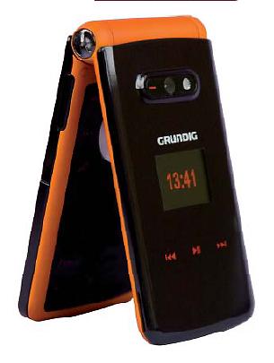 Linux-Handy mit UMTS und 2-Megapixel-Kamera
