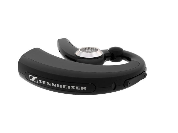 Bluetooth-Headset mit zwei Mikrofonen