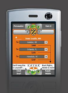 ZenZui: Neues User-Interface für das mobile Internet
