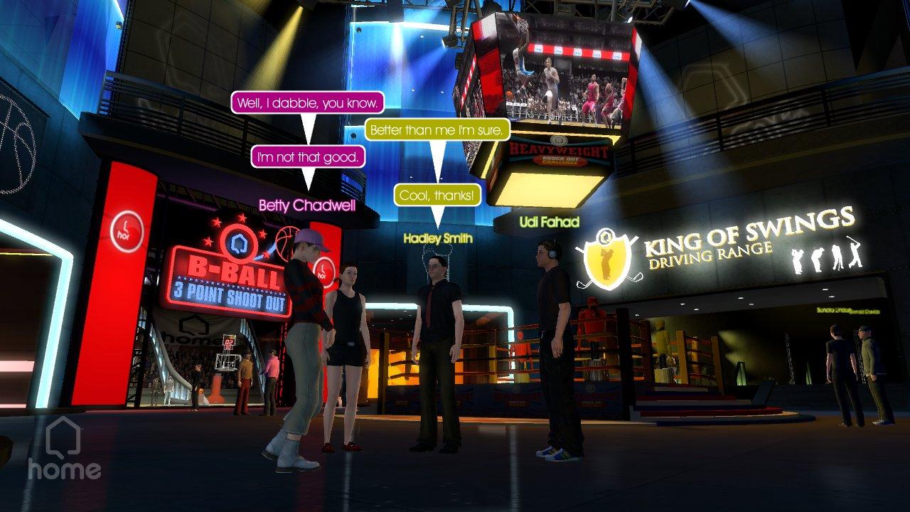 GDC: PlayStation 3 - Mit Sony Home gegen Xbox Live (Update)