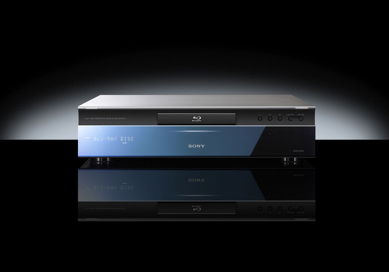 Sonys Blu-ray-Player BDP-S1E ist erhältlich