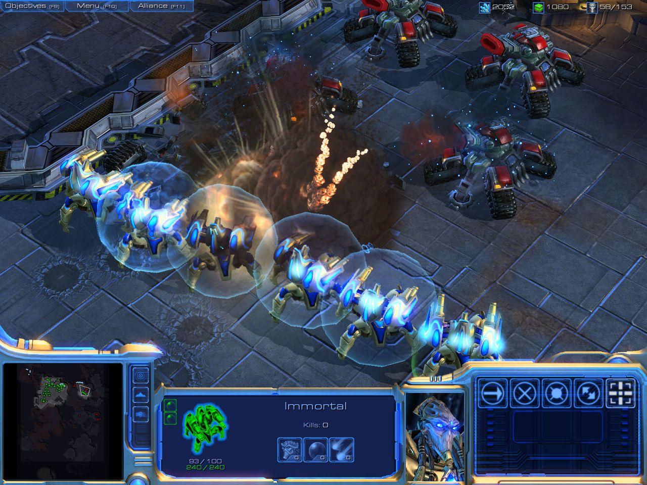StarCraft 2 bestätigt - Bilder zu Blizzards neuem RTS-Spiel