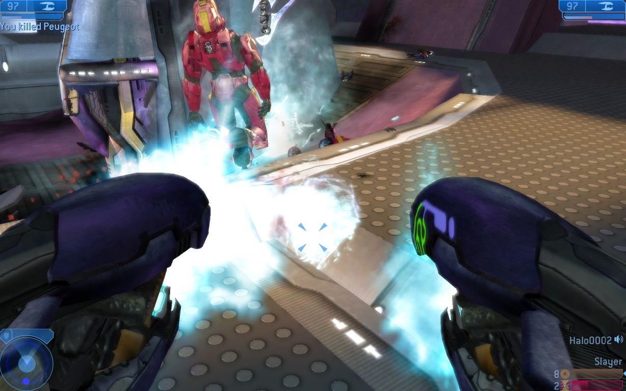 Nur Vista: Shadowrun und Halo 2 - Spiele für eine Minderheit