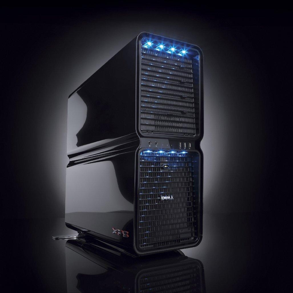 Dell XPS 720 H2C - Spiele-PC mit mehr Quad-Core-Leistung