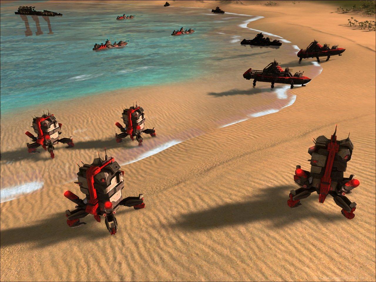 Nachschub für Fans von Supreme Commander - Supreme Commander: Forged Alliance