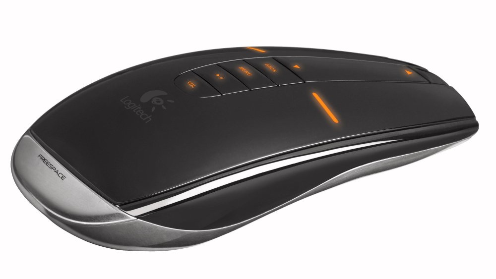 Logitech MX Air: Maus mit Bewegungssensor