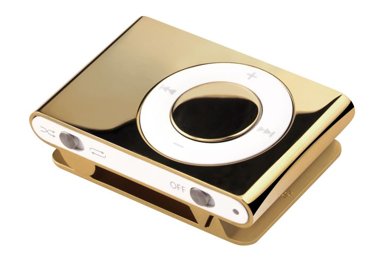 iPod shuffle ab 14.000 Euro