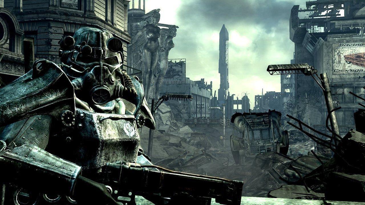 Interview: Fallout 3 - Atombomben und schlechtes Karma - Fallout 3: Willkommen in der Endzeit