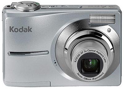 Kodak Easyshare C513 mit CMOS und maximal ISO 160 (Update)