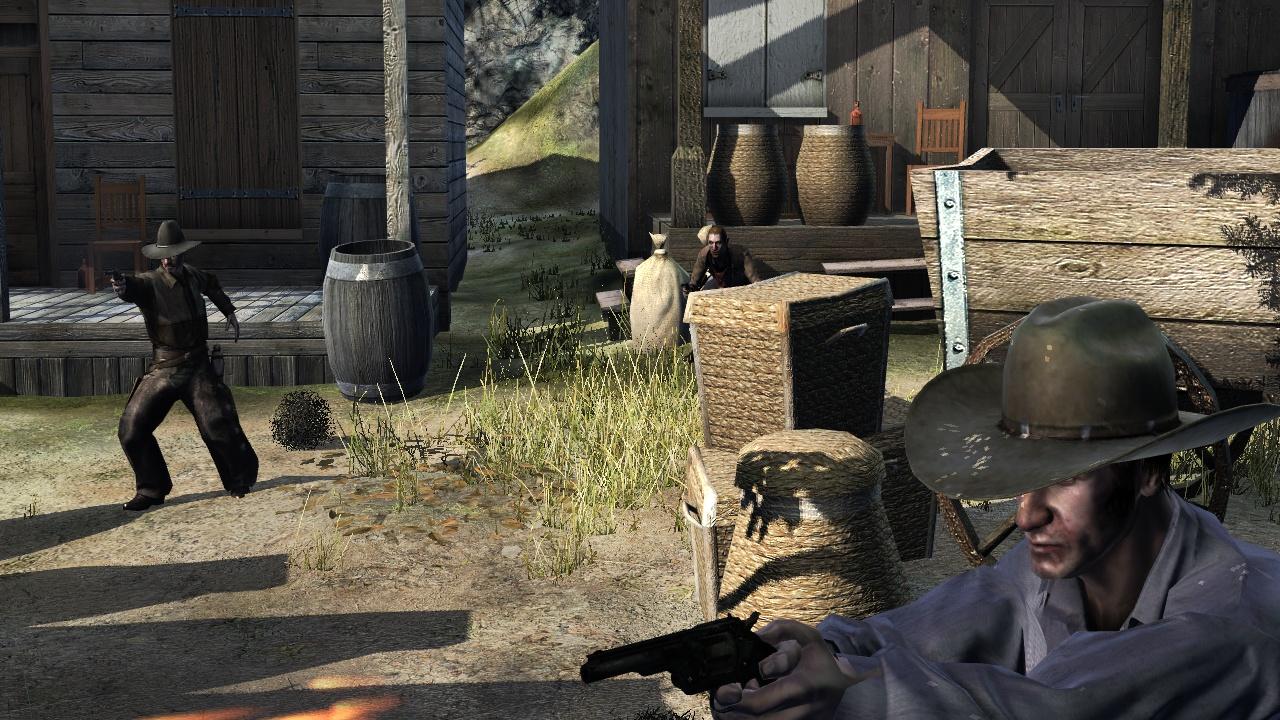 Spieletest: Call Of Juarez - Wilder 360-Westen