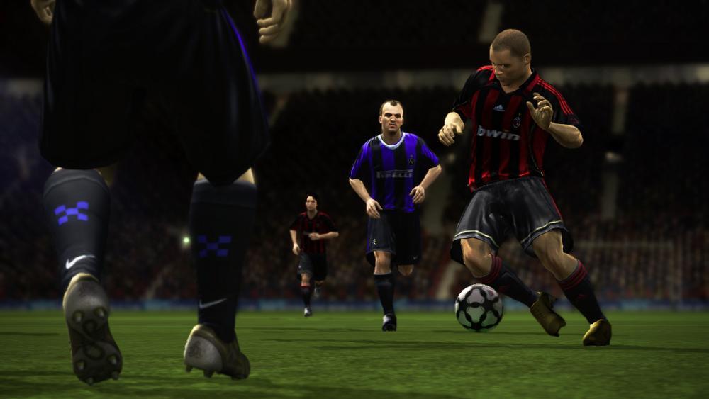 Fifa 08: Fünf gegen fünf