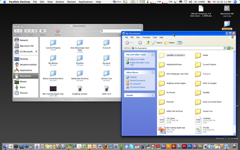 Neues Beta-Update für Parallels Desktop -