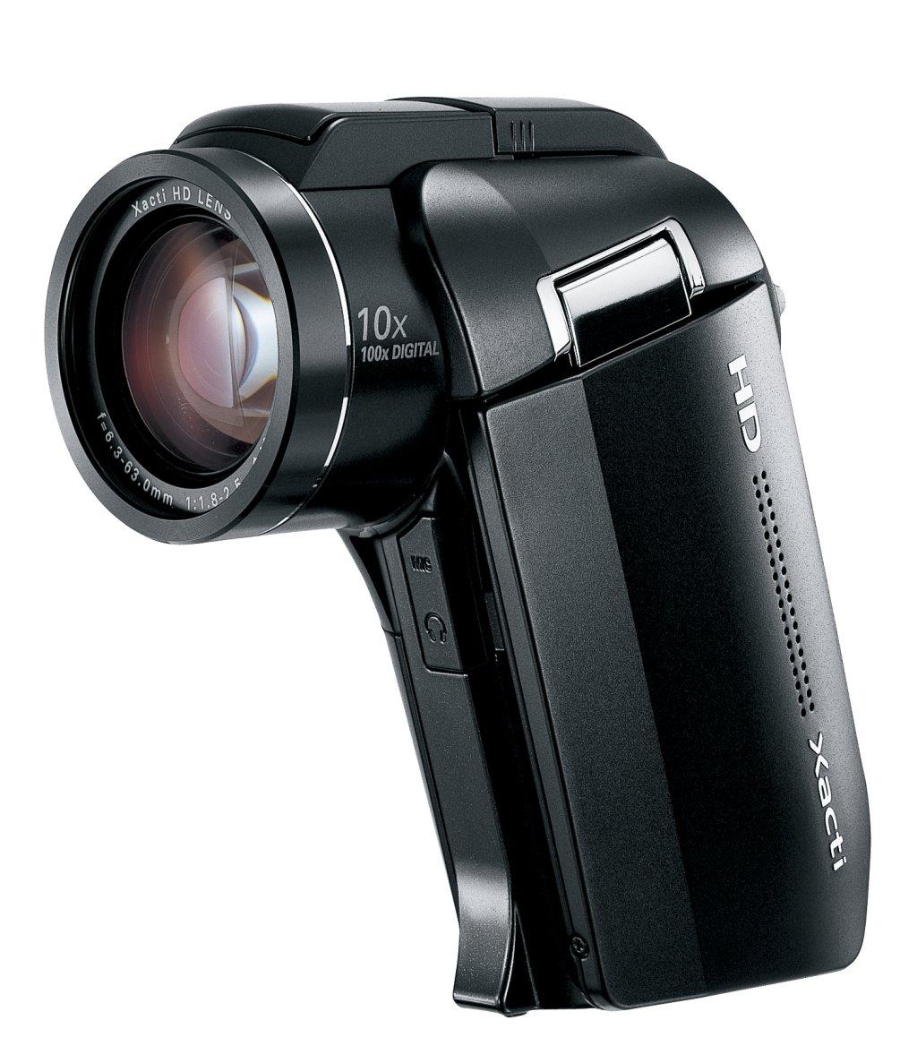 Full-HD-Camcorder mit SD-Karten von Sanyo vorgestellt