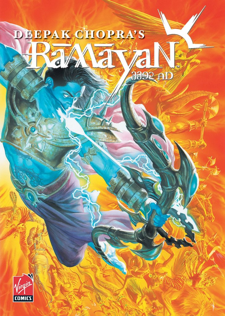 alex ross wallpaper. for Ramayan and get related