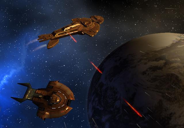 Wii steuert Raumschiff Enterprise