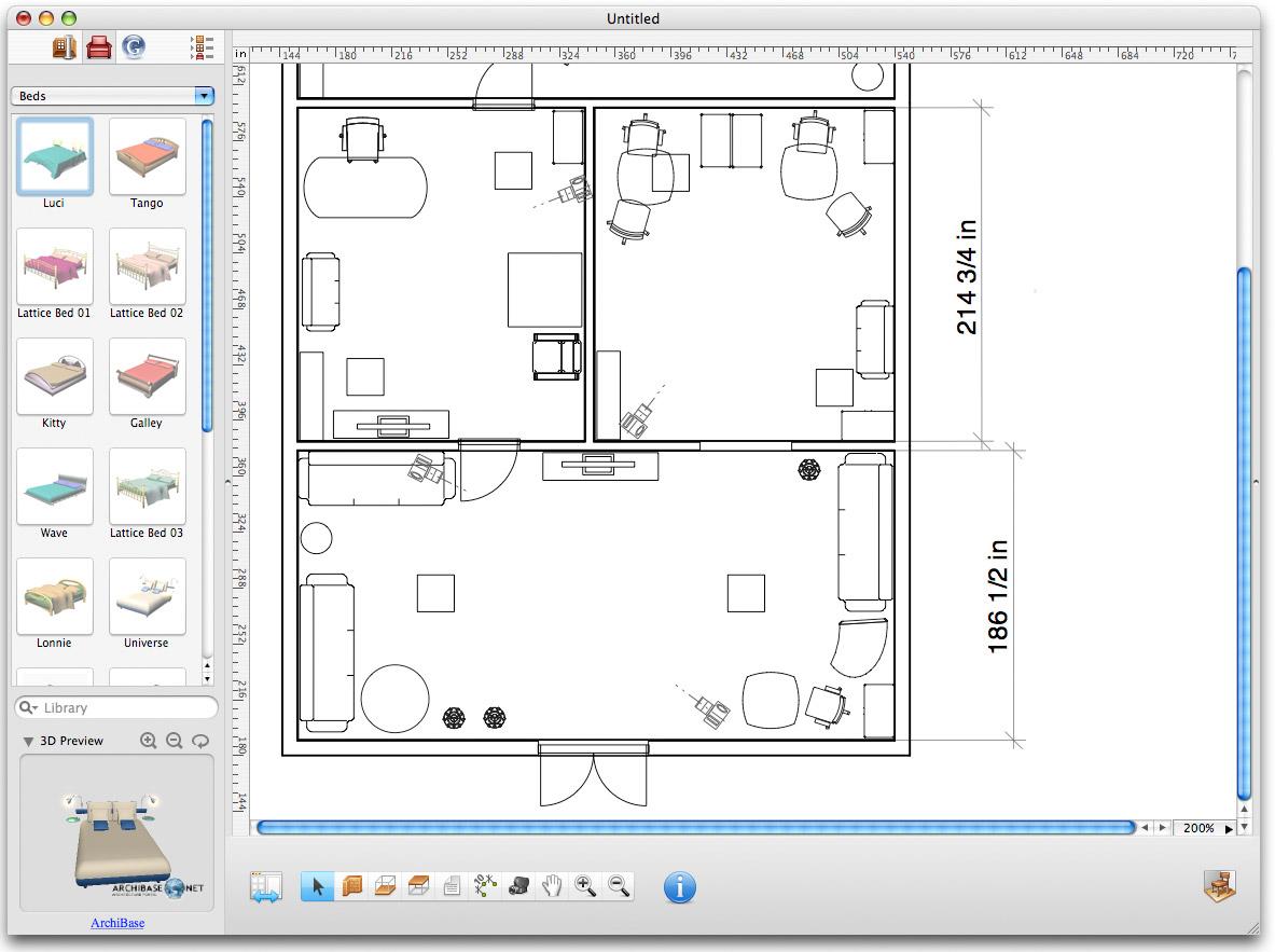 Wohnungseinrichtung in 3d planen mit life interior for Wohnungs einrichtung de
