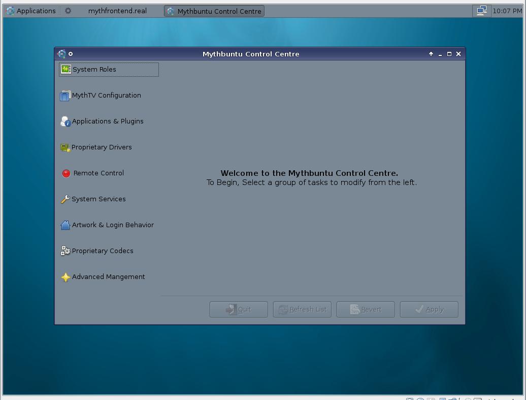 Mythbuntu 7.10: Ubuntu wird zum Festplattenrekorder