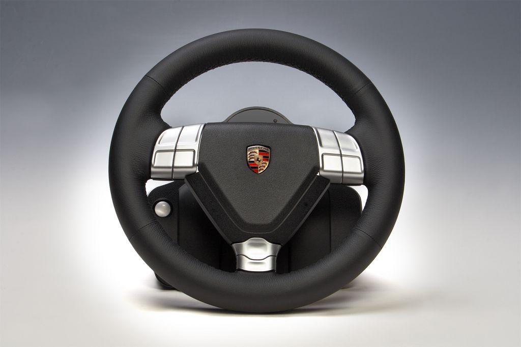 Porsche-Lenkrad für PC und Konsole - Lenkrad