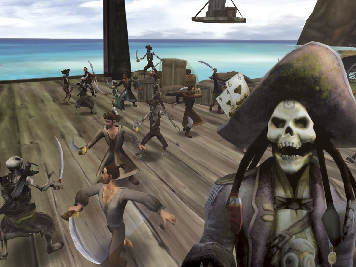 Pirates of the Caribbean - Online-Spiel gestartet - Pirates of the Caribbean Online (PC/Mac)