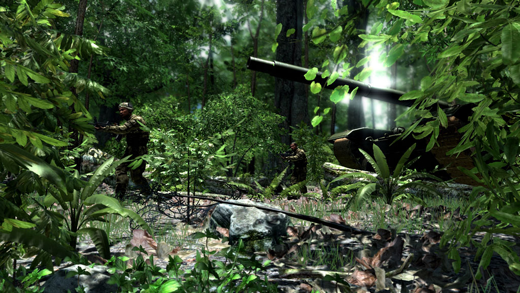 Spieletest: Crysis - High-End-Shooter oder Hype-Action? - Crysis