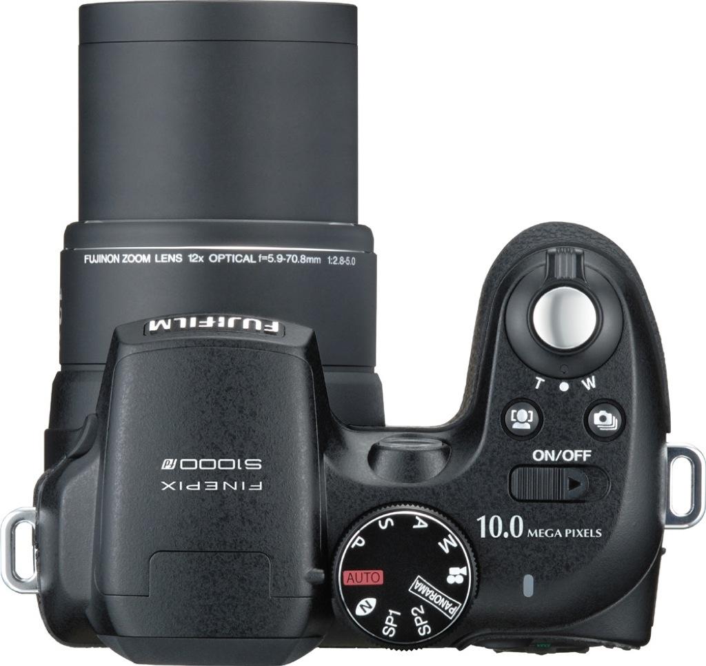 Fujifilm: Winzige Bridge-Kamera mit 12fach-Zoom