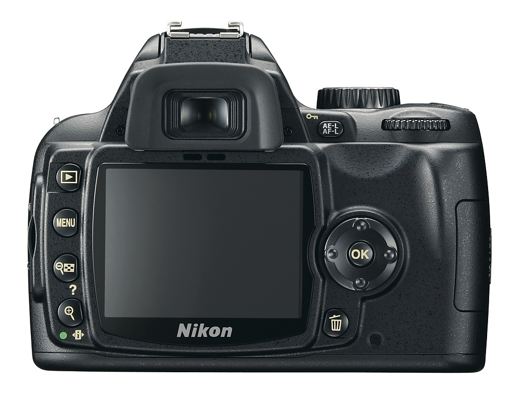 Nikons neue Spiegelreflexkamera - D60 mit 10,2 Megapixeln