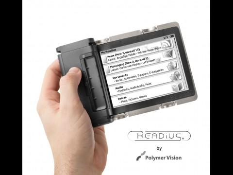 Readius von Polymer Vision