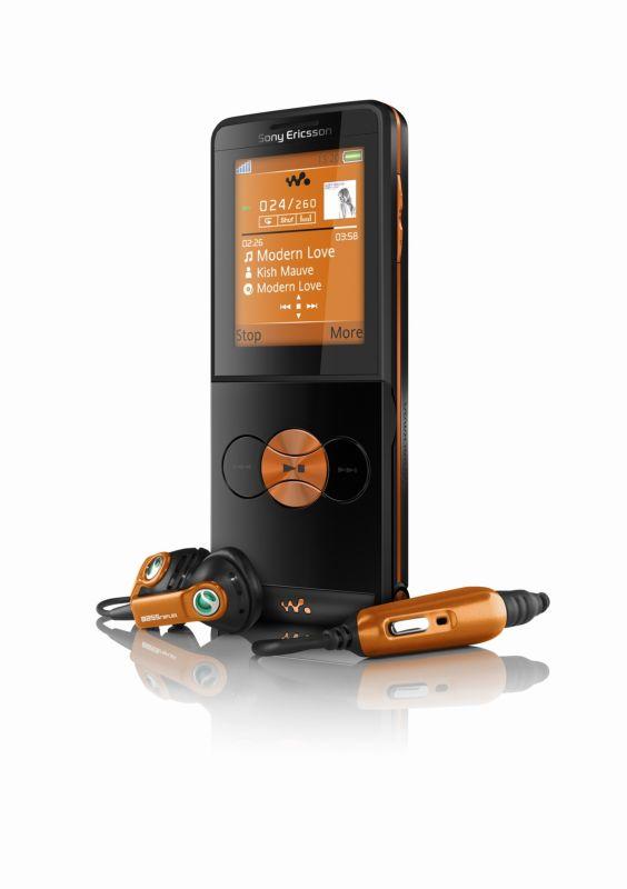 Sony Ericsson auf der CES: Walkman-Handy mit GPS - Sony Ericsson W350i
