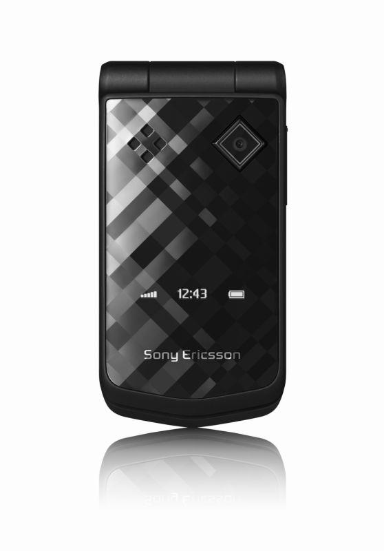 Sony Ericsson auf der CES: Walkman-Handy mit GPS - Sony Ericsson Z555i