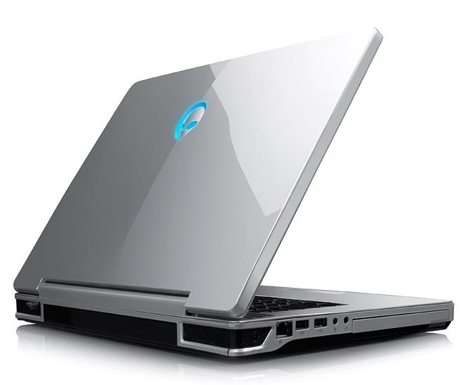 Alienware: Kompaktes Notebook mit Penryn und GeForce-GTX