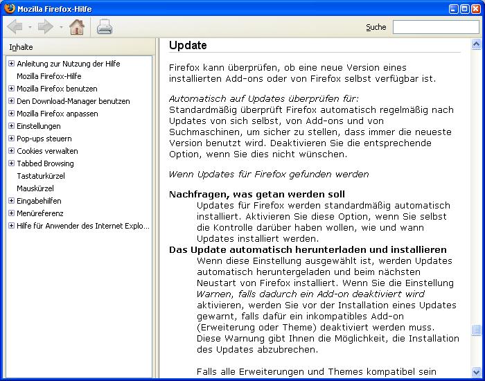 Firefox 3 Beta 3 steht zum Download bereit - Die Firefox-Hilfe