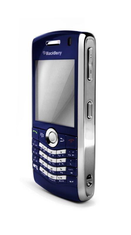 BlackBerry 8110 Pearl mit GPS-Empfänger - BlackBerry 8110 Pearl