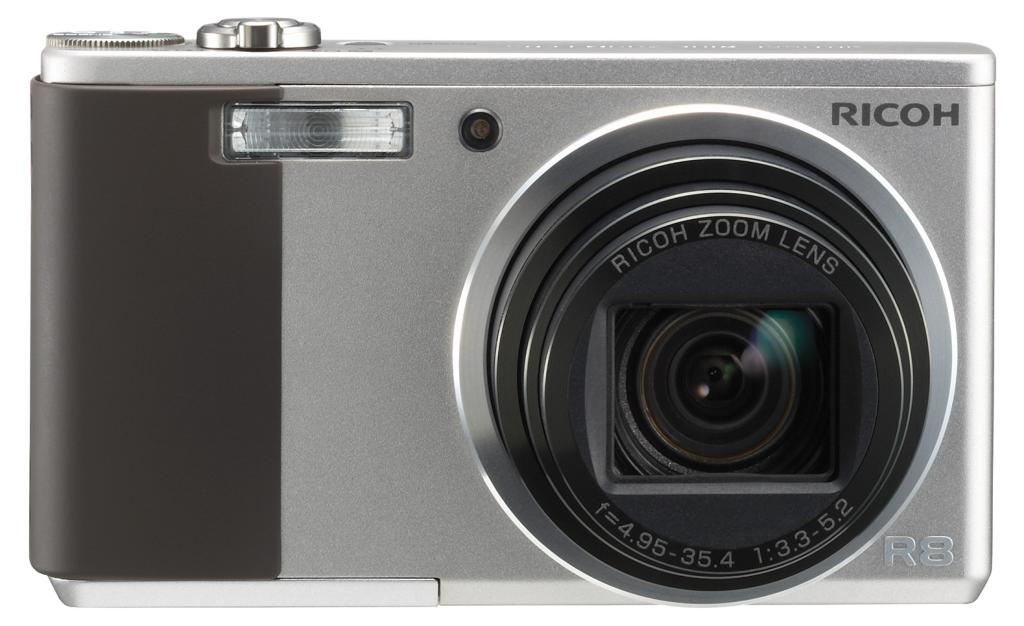 Kamera Ricoh Caplio R8 mit manueller Tonwert-Korrektur - Ricoh Caplio R8