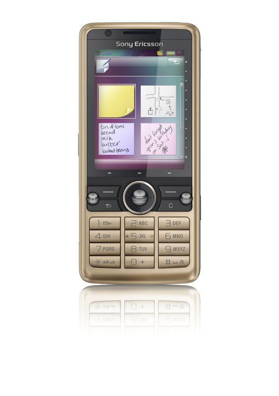 Sony Ericsson bringt Internet-Handy - Sony Ericsson G700