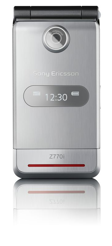Sony Ericsson bringt Internet-Handy - Sony Ericsson Z770