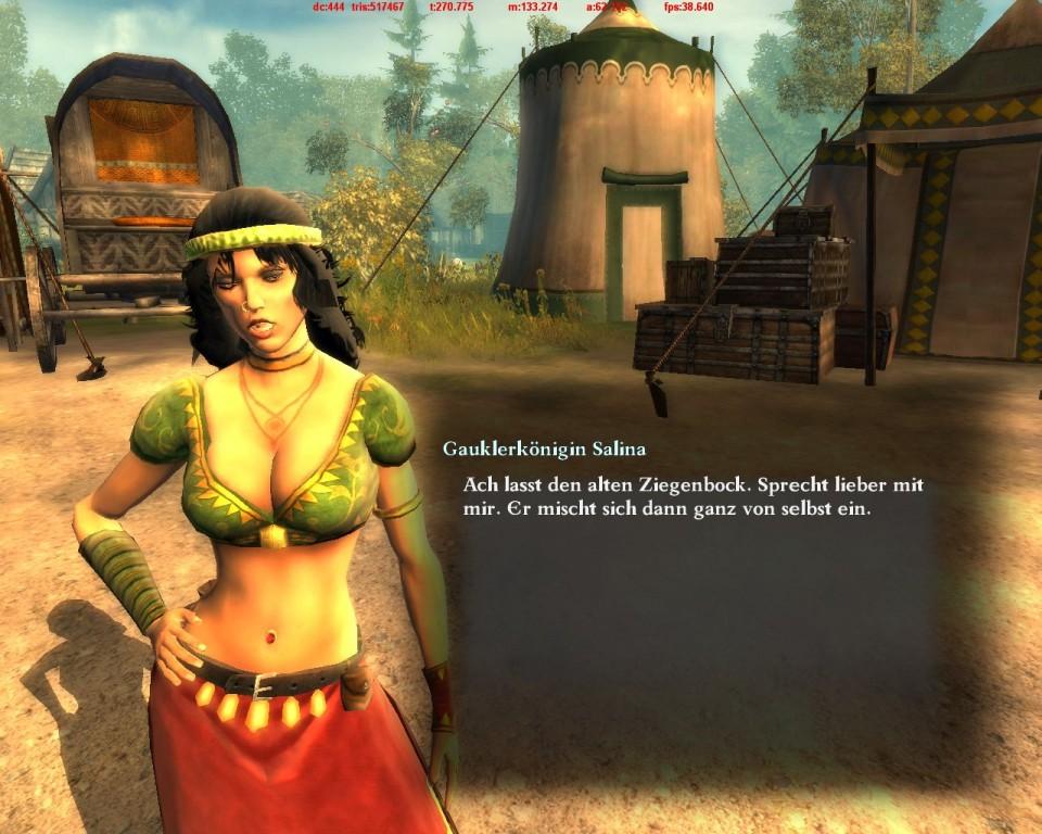 Interview: Ein Rollenspiel ist ein gigantisches Unterfangen - Das Schwarze Auge - Drakensang