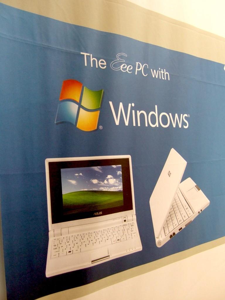 Eee-PC mit Windows XP und UMTS (Update) - Eee-PC mit Windows XP