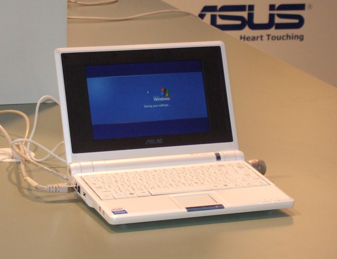 Eee-PC mit Windows XP und UMTS (Update) - Eee-PC mit Windows XP