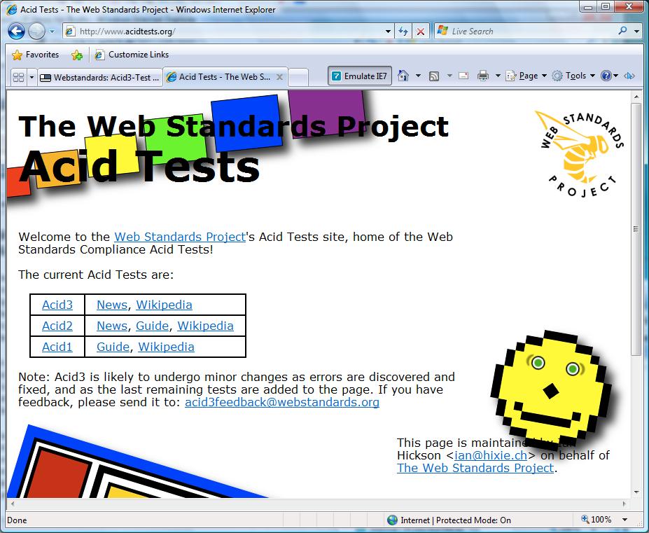Erste Beta des Internet Explorer 8 veröffentlicht (Update) -