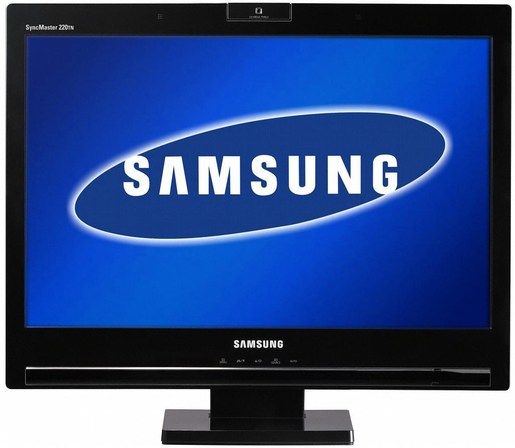 Samsung: Thin-Client und VoIP-Telefon im Breitbild-Display - SyncMaster 220TN