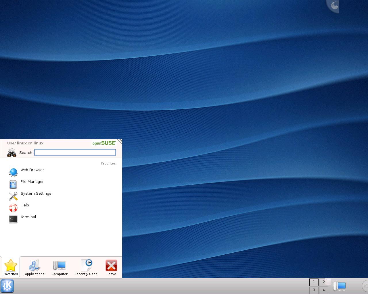 Erste Vorschau auf KDE 4.1 veröffentlicht - KDE 4.1 Alpha 1