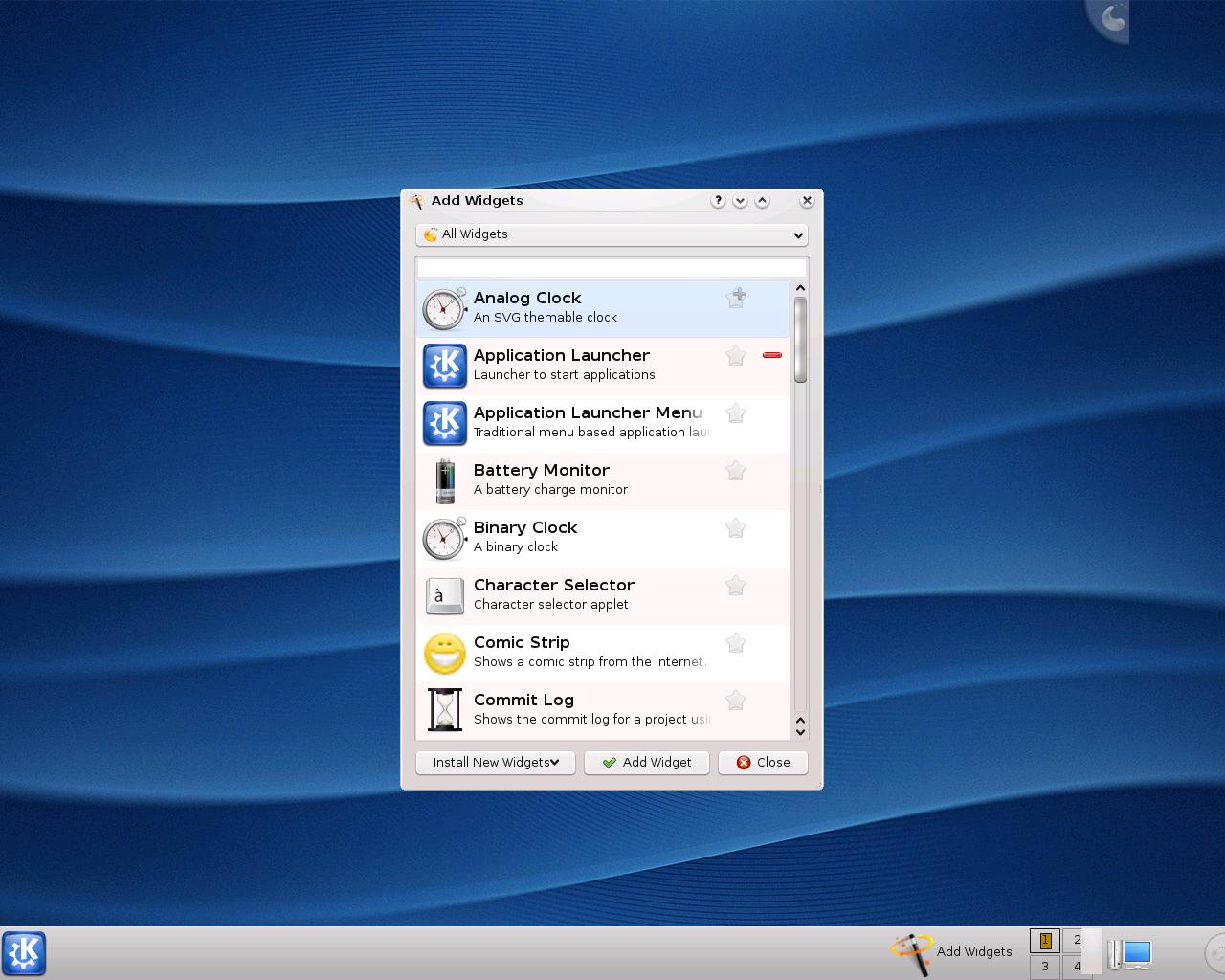 Erste Vorschau auf KDE 4.1 veröffentlicht -