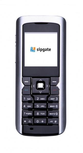 Preisrutsch: Mobiltelefon mit WLAN-VoIP für 86,- Euro - Pirelli DP-L10 von Sipgate