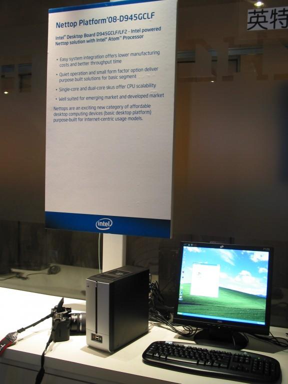 IDF: 5 Atome ab 0,6 Watt, Details zur Architektur - NetTop